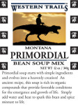 Picture of Western Trails Food Primordial Bean Soup Mix