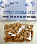 Picture of Cowboy Bubble Bath